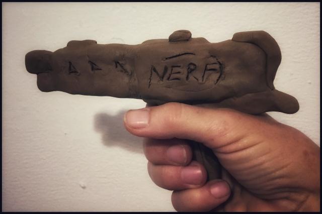 Nerf Gun idea sample